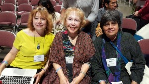 Members of ARCWP at World Parliament of Religions, October 16, 2015
