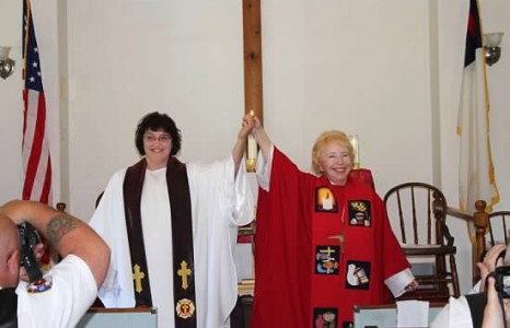 ARCWP Ordination, NH 2015