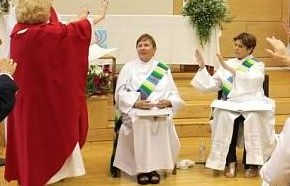 ARCWP Ordination, NY 2015
