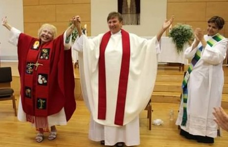 Ordination, Albany, NY, June 27, 2015