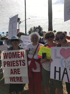 Sarasota Women's March 2017