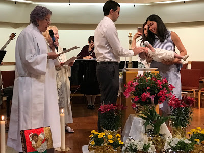 Baptism Florida March 2017