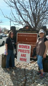 Women Priests Are Here
