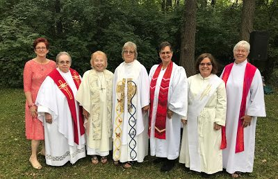 Ordination, Indianapolis, September 2018