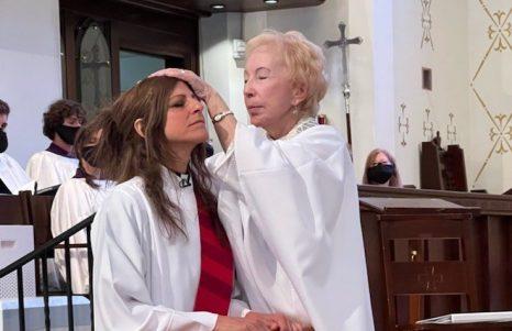 Anne Tropeano Ordination, Albuquerque, NM, October 16th